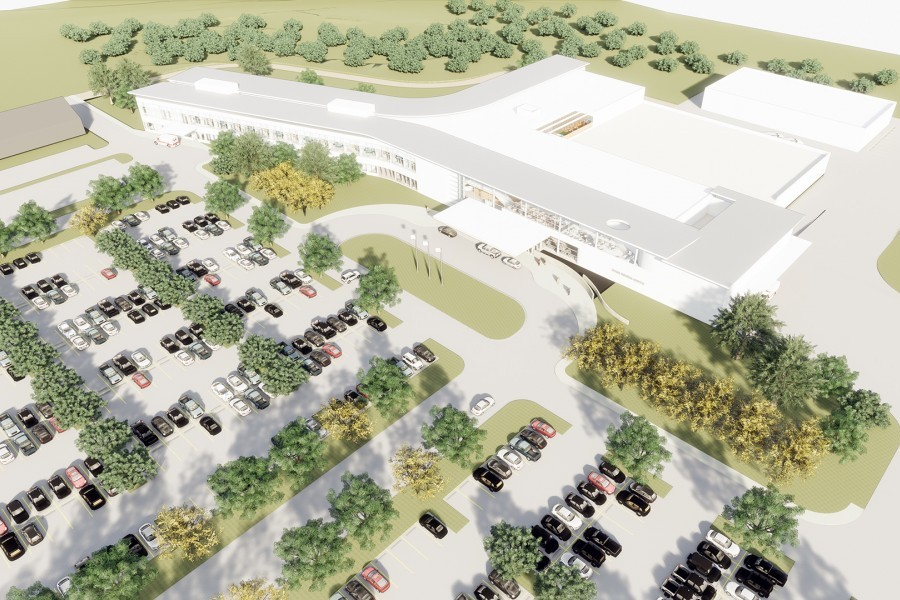 Hospital Replacement Project Continues To Design Phase
