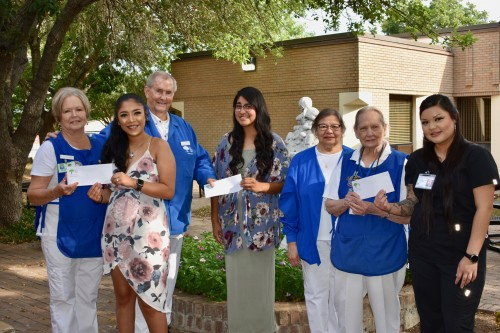 UMH Auxiliary 2019 Scholarship Recipients