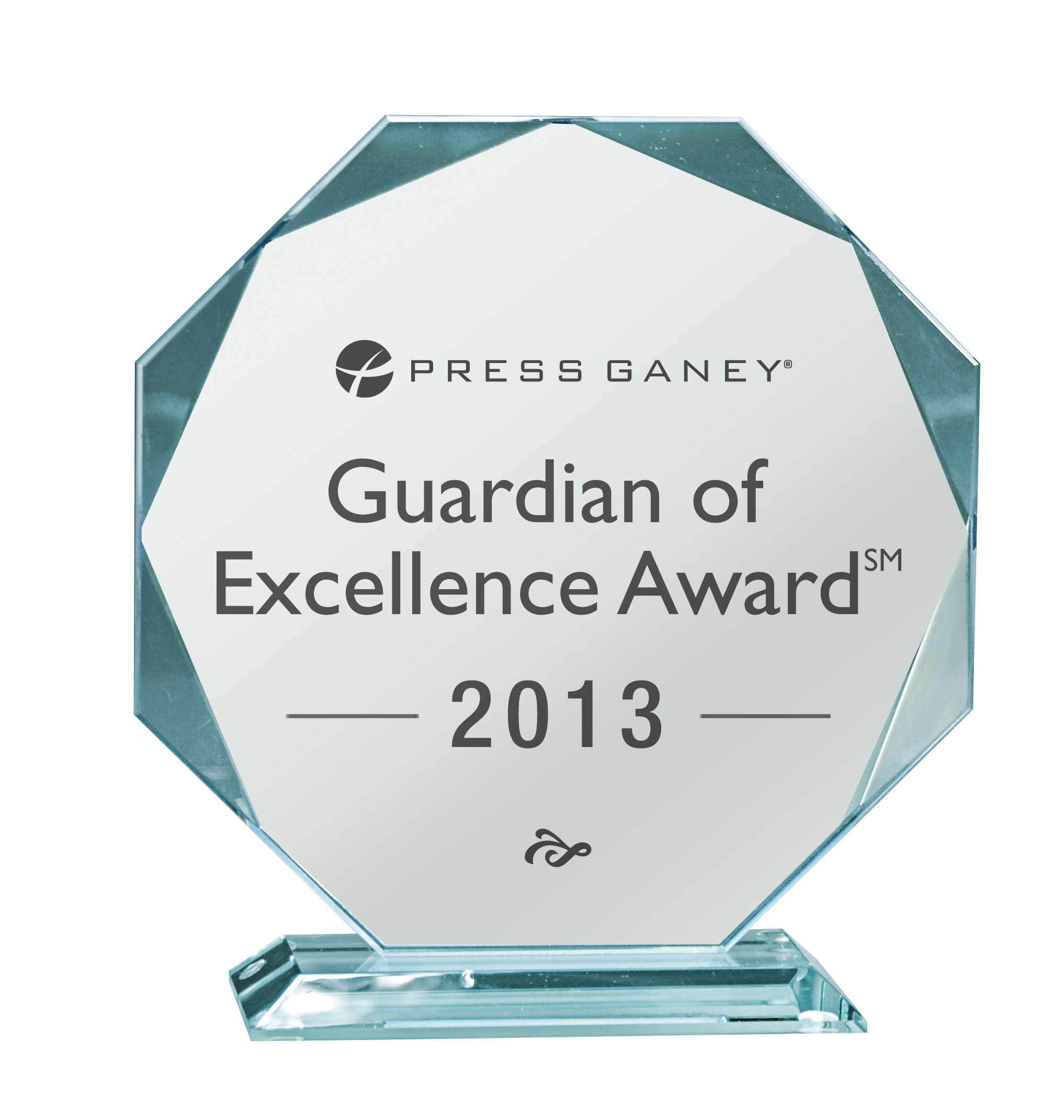 UMH Receives Guardian of Excellence Award