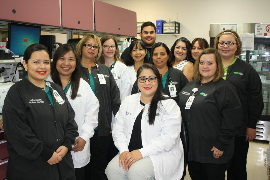 Laboratory Services Earns Accreditation