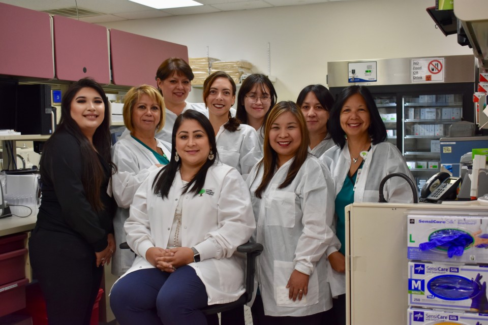 Laboratory Department Earns The Joint Commission's Gold Seal of Approval