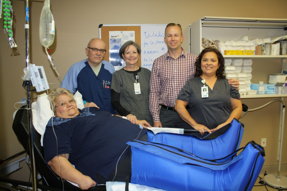 Wound Care Center Brings Latest Medicine to Uvalde