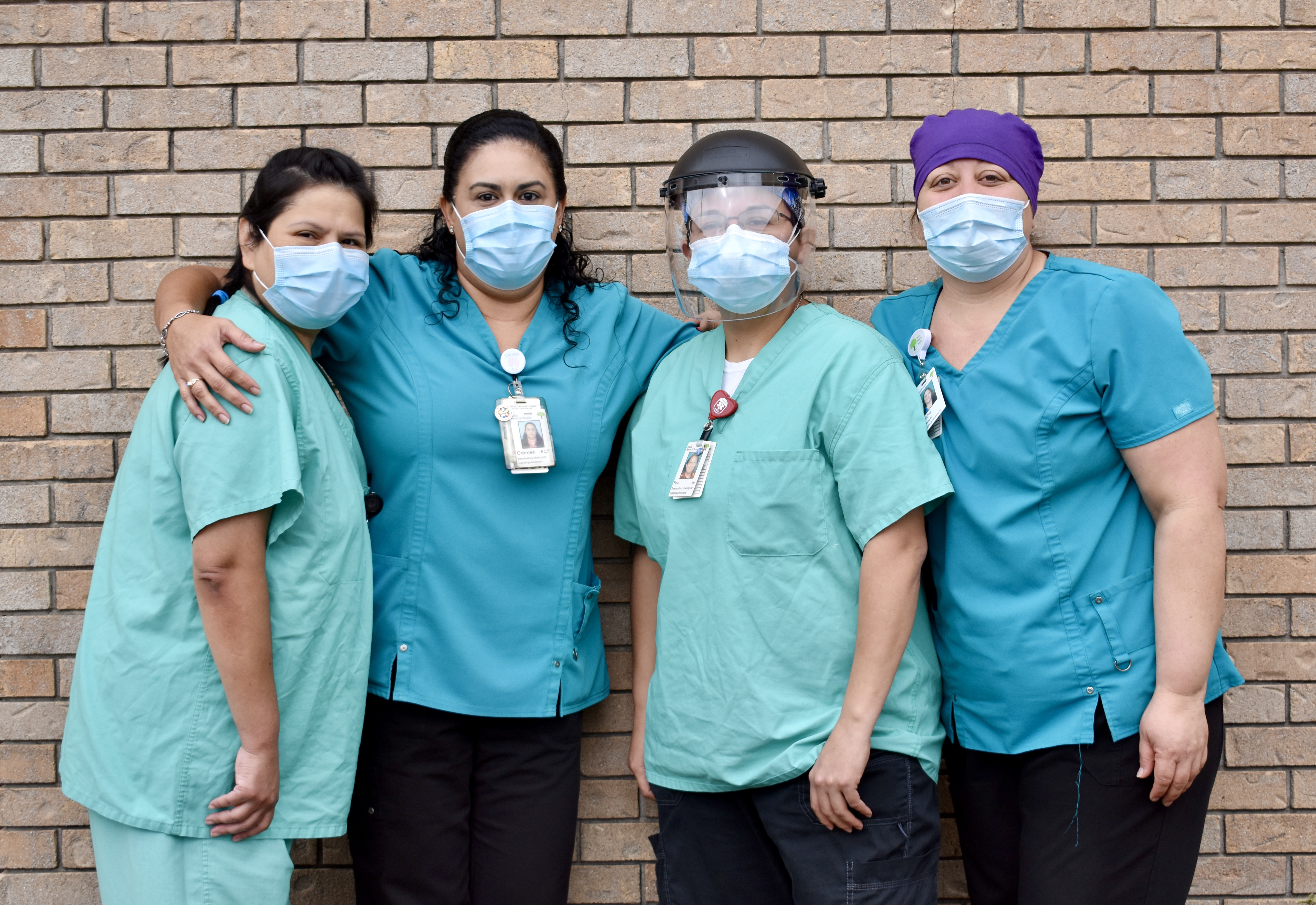 Hospital Recognizes National Respiratory Care Week