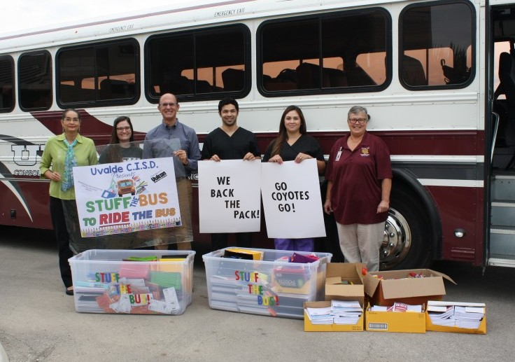 Stuff the Bus Donation