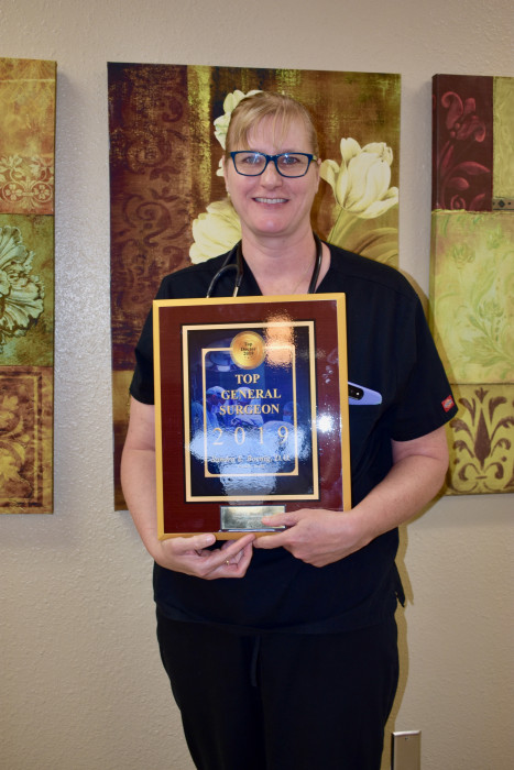 Sandra E. Boenig, D.O. Top General Surgeon 2019