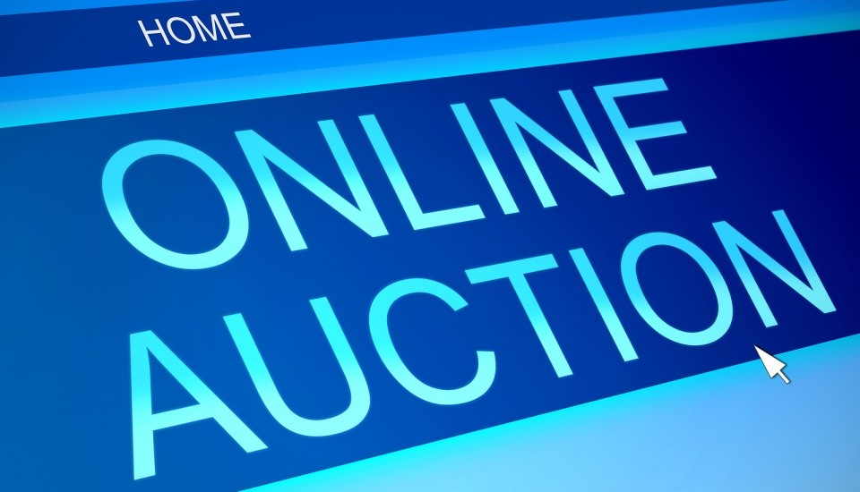 Auction Begins May 7, 2015