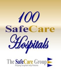 2014 100 SAFECARE HOSPITALS® Recognition